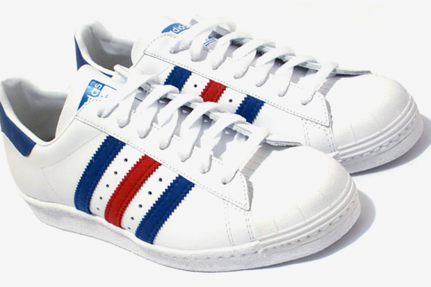 adidas Superstar 80's 2009 July Releases