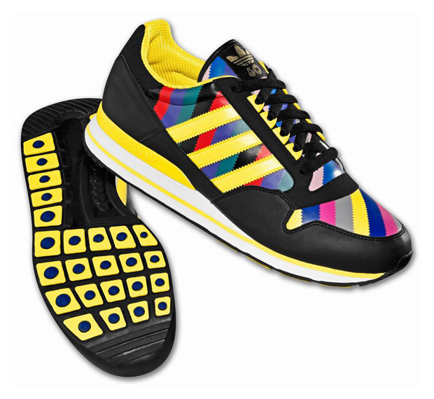 "adidas ZX 500 ""60 Years of Soles and Stripes"" Limited Edition"