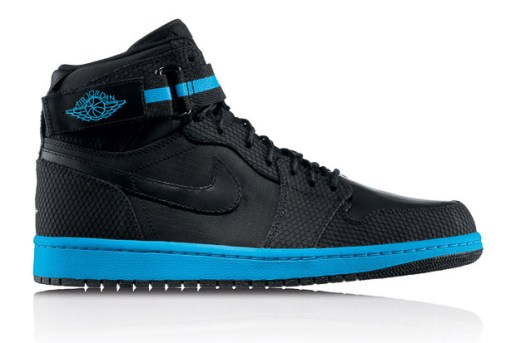 Air Jordan 1 High Strap 2009 Holiday Collection