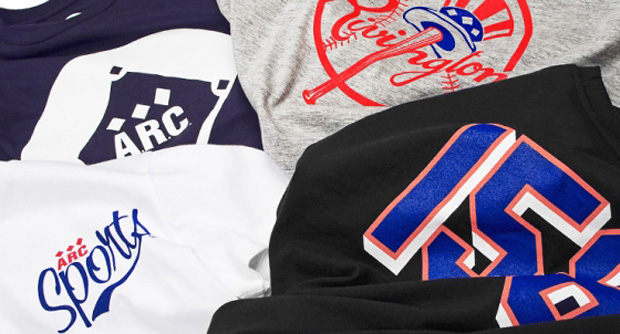 Alife Rivington Club Organic Sports T-shirt Collection