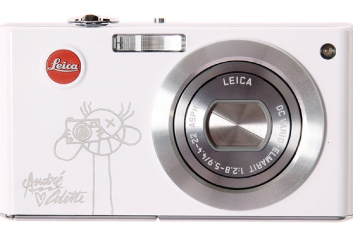 Andre x colette Leica C-Lux 3 Limited Edition Camera