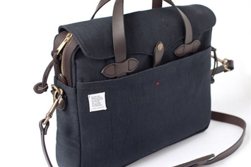Apolis Activism x Invisible Children x Filson Philanthropist Briefcase