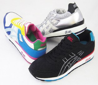 Asics 2009 Fall/Winter GT-II