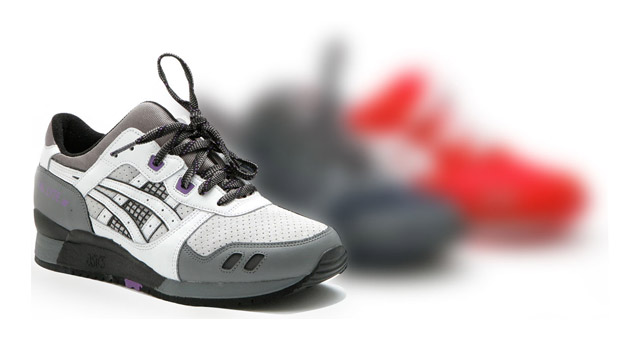 Asics The Trilogy Collection: Culture Shoq Preview