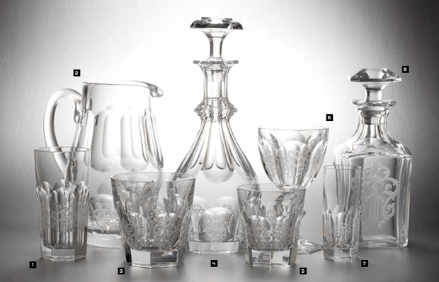 Baccarat for Chrome Hearts