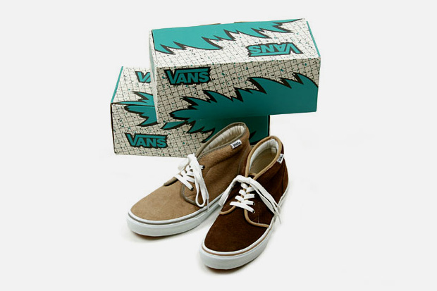 Beauty & Youth for Vans Chukka Boot Set