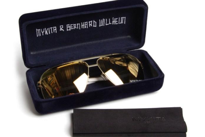 Bernhard Willhelm x Mykita Eyewear Luke & Franz Sunglasses