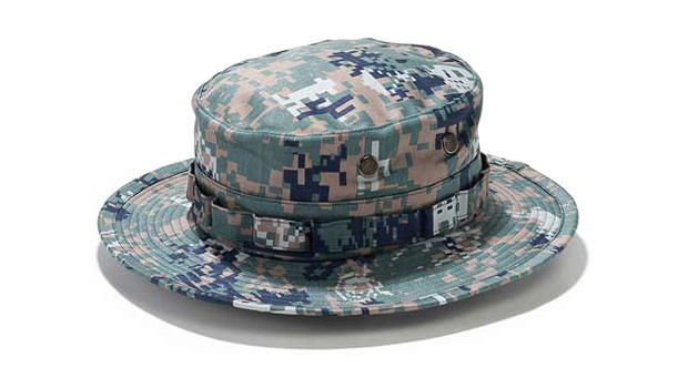 Billionaire Boys Club Digital Camo Boonie Hat & Mobile Case