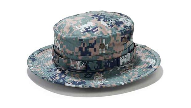 Billionaire Boys Club Digital Camo Boonie Hat & Mobile Case