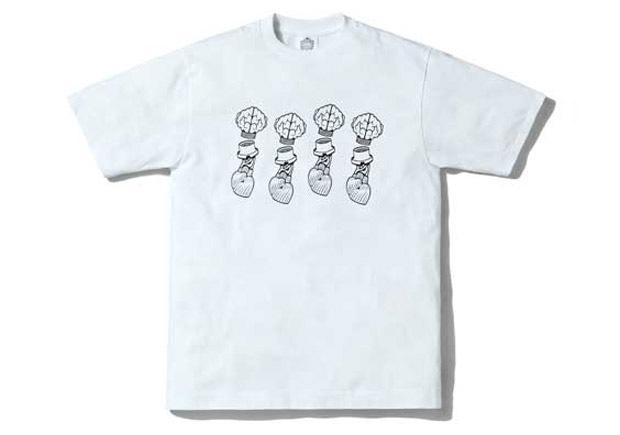 Billionaire Boys Club Heart & Mind T-shirt & Wristband