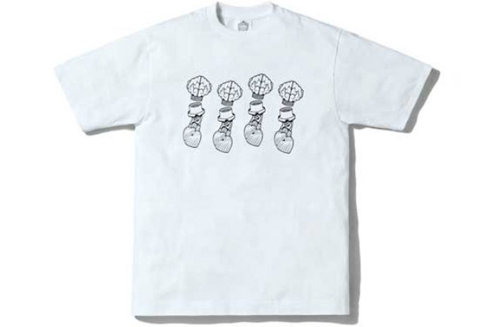 Billionaire Boys Club Heart & Mind T-shirt & Wristband
