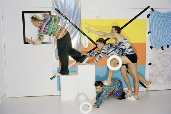When You're a Boy: Men's Fashion Styled by Simon Foxton Photo Exhibition