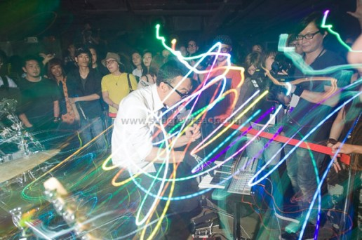 "CASIO G-SHOCK ""SHOCK THE WORLD"" Hong Kong Party Recap"