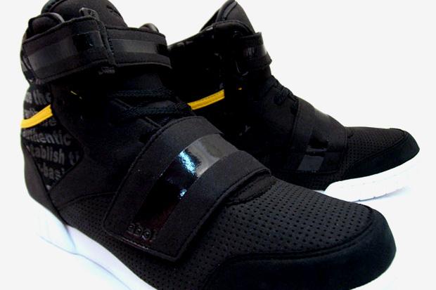 cluct x mita sneakers reebok ex o fit hi strap hypebeast. Black Bedroom Furniture Sets. Home Design Ideas