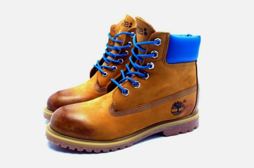colette x Timberland 6 Inch Boot - Closer Look