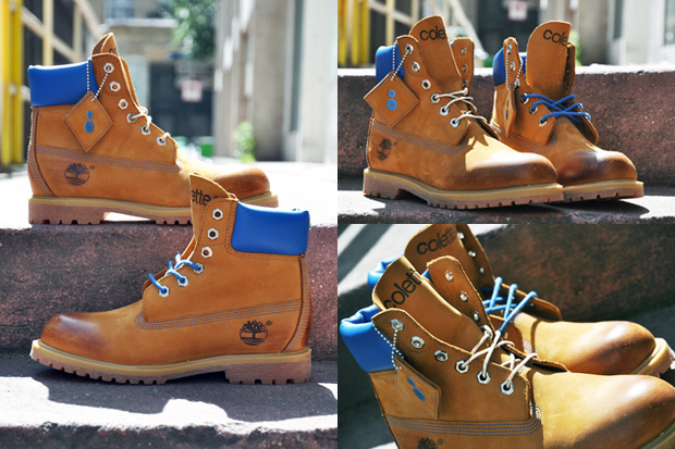 "colette x Timberland 6"" Work Boots"