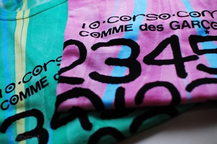 COMME des GARCONS 10 Corso Como T-Shirts