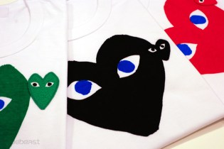 PLAY COMME des GARCONS T-Shirts