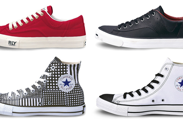 Converse Japan 2009 August Releases