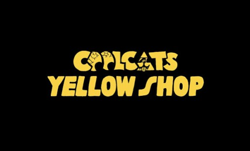 Cool Cats Yellow Shop