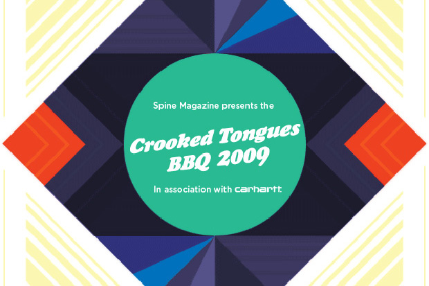 Crooked Tongues BBQ 2009