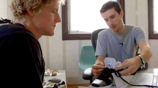 adidas Skateboarding - Dennis Busenitz Pro Model Video