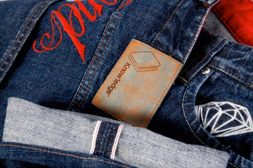 Diamond Supply Co. x Know1edge Denim