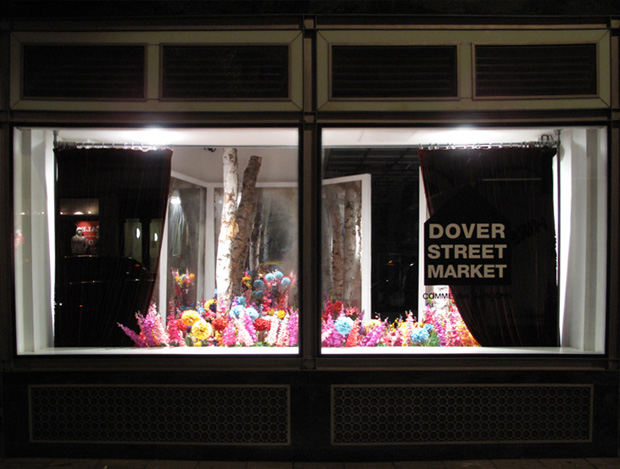 DOVER STREET MARKET: Tachiagari for 2009 Fall/Winter