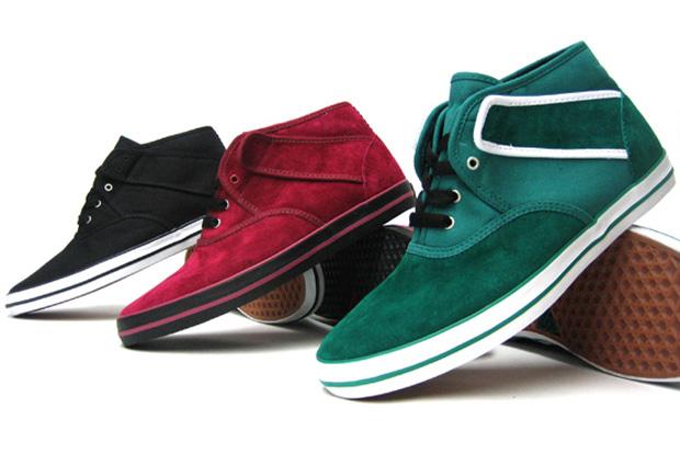 """Eric Elms for Vans """"Elms"""" Sneakers"""