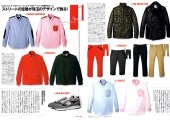 eYe JUNYA WATANABE COMME des GARCONS 09FW Collaboration Collection