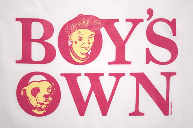 Firmament x Boy's Own 2nd Edition T-Shirts