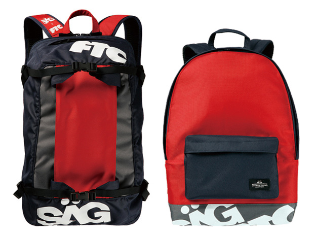 FTC x SAG Megatron & Stealth Backpack