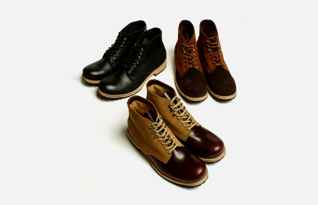 """Fundamental Agreement LUXURY """"VINCE"""" Boots"""
