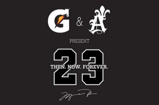 "Gatorade x Michael Jordan x St. Alfred ""23 Then. Now. Forever"" Event"