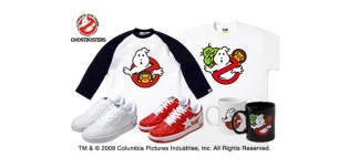Ghostbusters x A Bathing Ape Capsule Collection
