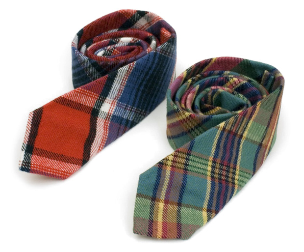 Gitman Slim Flannel Ties
