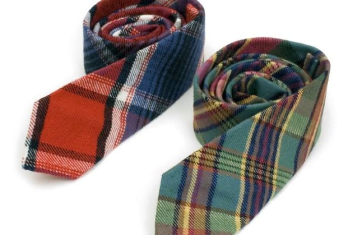 Gitman Slim Flannel Ties