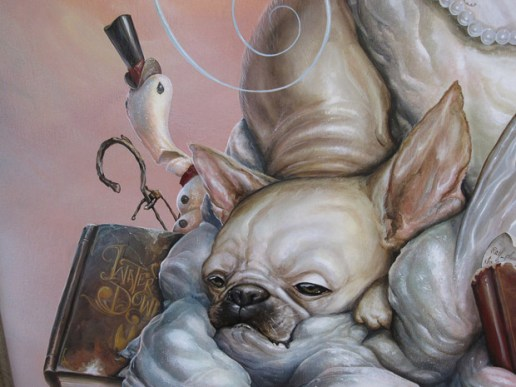 "Greg ""Craola"" Simkins at Gallery 1988 LA"