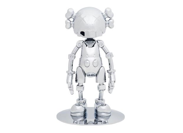 Hajime Sorayama x OriginalFake No Future Companion Silver