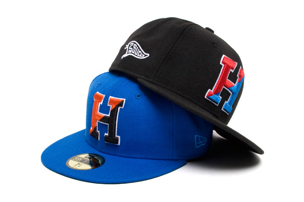 Hall of Fame Collegiate Series New Era Caps