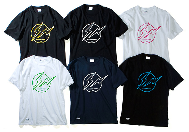 "Head Porter Plus x fragment design ""Summer of HPP"" T-Shirts"