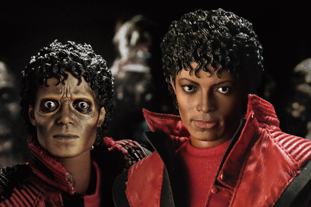 Hot Toys Michael Jackson Thriller Figure