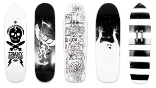 HUF Skateboard Legend Series Decks