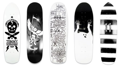 HUF Skateboard Legend Series Decks