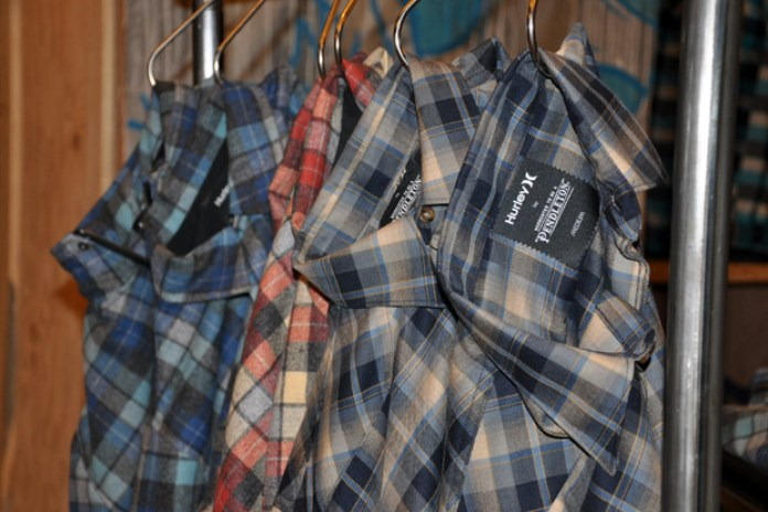 Hurley x Pendleton Capsule Collection Preview @ Agenda