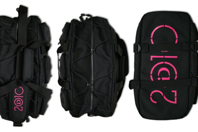 iDiom 2010 Backpack and Duffel Bag