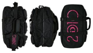 iDiom 2010 Backpack and Duffel Bag