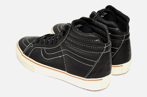 "Jason Jesse x Vans Syndicate ""Notchback"" SK8-HI"