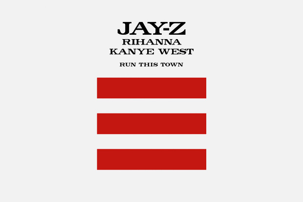 Jay-Z feat. Kanye West & Rihanna - Run This Town