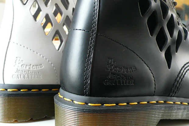 Jean-Paul Gaultier x Dr. Martens Boot Preview